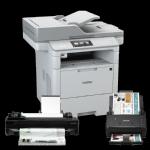 Stampanti e scanner e plotter